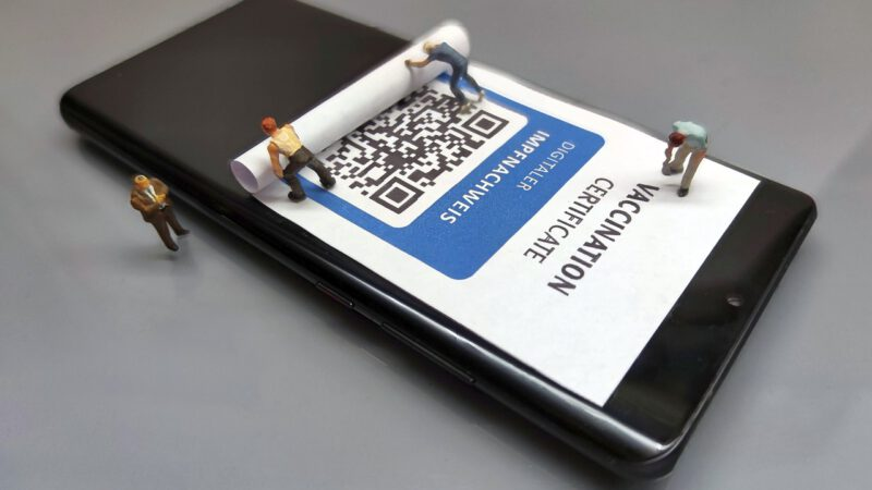 Pasaporte digital en Colombia